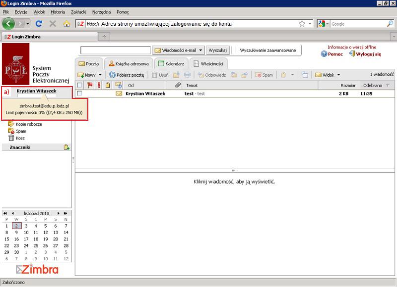 3933801454da20 Instrukcje dla użytkowników | Uczelniane Centrum Informatyczne ...